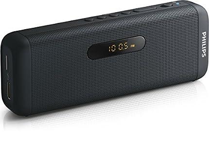 Philips SD700B/00 tragbarer : Klein, aber Oho! – Tragbare Bluetooth ...