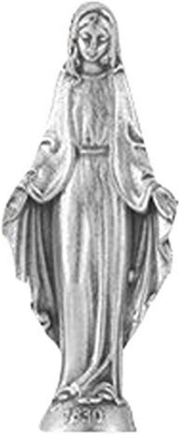 WJ Hirten 891-107 Infant of Prague Catholic Pocket Statue