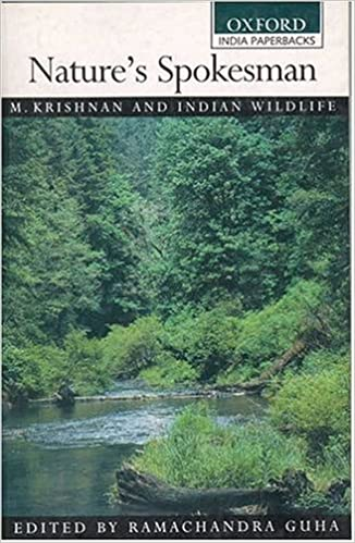 Image result for Nature's Spokesman: M. Krishnan and Indian Wildlife