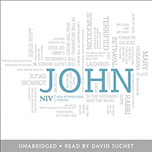 NIV Gospel of John Audiobook