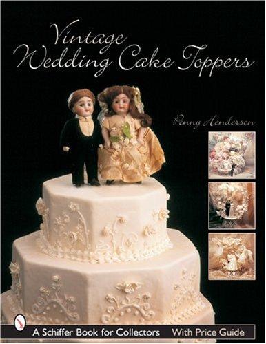 Download Vintage Wedding Cake Toppers pdf epub