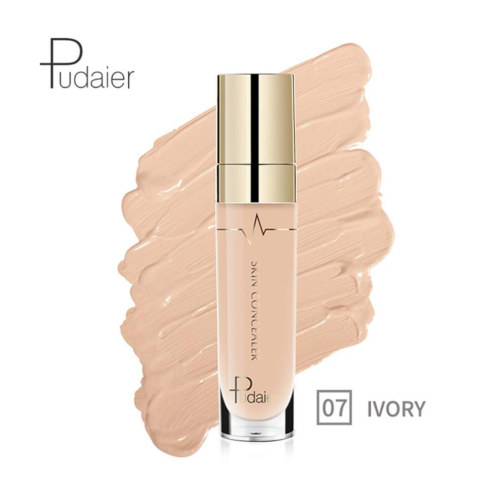 ❤️ Sunbona Clearance Sale Pudaier Waterproof Eye Foundation Concealer Highlight Contour Liquid Stick Makeup Natrual Crea (G)