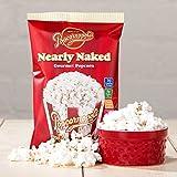 popcornopolis organic popcorn - Popcornopolis Nearly Naked Popcorn 0.55 oz, 40-count