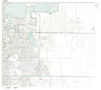 Amazoncom ZIP Code Wall Map Of Aurora CO ZIP Code Map Laminated - Colorado zip code map