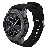iBazal Gear S3 Watch Band 46mm,Gear S3