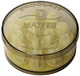 Matfer Bourgeat Exoglass Assorted Cutters for Jellies and Vegetables, Box of 12