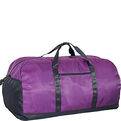 "Netpack U-zip 30"" Ballistic nylon duffel-Large (Purple)"