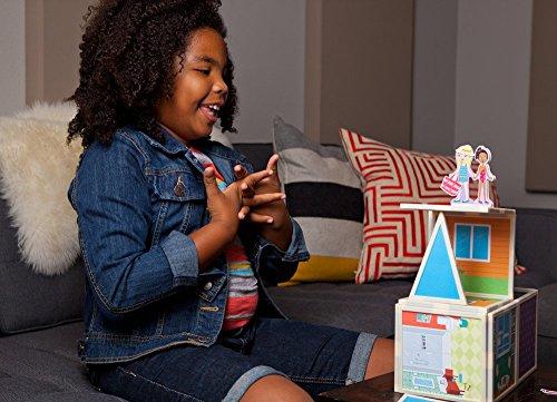 Build & Imagine: Malia's House (award-winning magnetic dollhouse you design yourself) by Build & Imagine (Image #6)