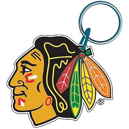 Wincraft NHL 23861041 Chicago Blackhawks Premium Acrylic Key ()
