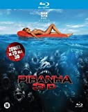 Piranha 3D - Film en 2D et 3D [Blu-ray]