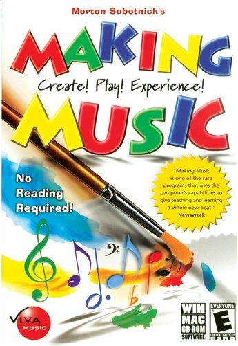 MUSIC 2003 MAKING MUSIC (MACINTOSH/WINDOWS) CD GRADE K/4