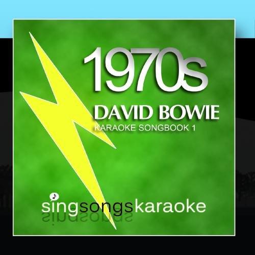 The David Bowie 1970s Karaoke Songbook 2 (70s Karaoke)