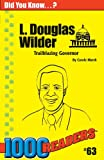 L. Douglas Wilder, Carole Marsh, 0635015323