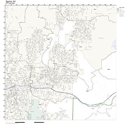 Amazon.com: ZIP Code Wall Map of Sparks, NV ZIP Code Map Not ... on map of white pine county nevada, map of summerlin nevada, map of crescent valley nevada, map of winnemucca nevada, map of rocklin nevada, map of moapa nevada, map of stateline nevada, map of washoe county nevada, zip code map of nevada, map of henderson nevada, map of mt charleston nevada, map of east las vegas nevada, map of lyon county nevada, map of nevada mountain ranges, map of cold springs nevada, map of wells nevada, map of wadsworth nevada, map of washoe valley nevada, map of glenbrook nevada, map of nevada gerlach,