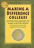 Making a Difference Colleges, Miriam Weinstein, 0963461893