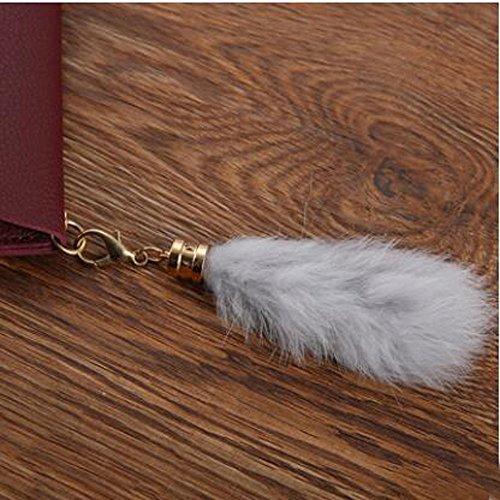 à main CNBRO féminine C PU sac cuir main longue sac frange Mode à vTPvqR