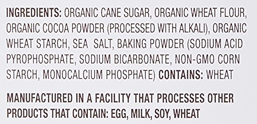 Miss Jones Baking Organic Brownie Mix, Fudgy Chocolate, 14.67 Ounce by Miss Jones Baking (Image #2)