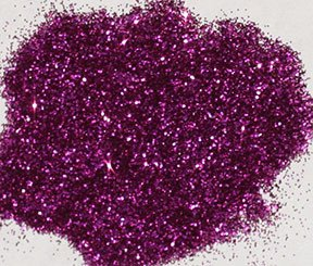 Zink Color Multi Purpose Glitter Brilliance Pro Rosette