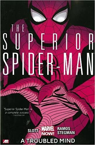f39af3a1 Amazon.com: Superior Spider-Man, Vol. 2: A Troubled Mind (8601421070355):  Dan Slott, Humberto Ramos, Ryan Stegman: Books