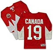 Paul Henderson Team Canada Signed 1972 Red Jersey - Summit Series
