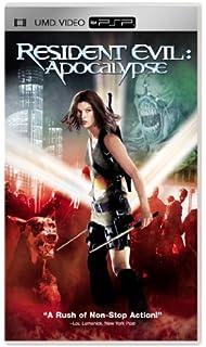 Amazon com: Resident Evil: Degeneration [UMD for PSP