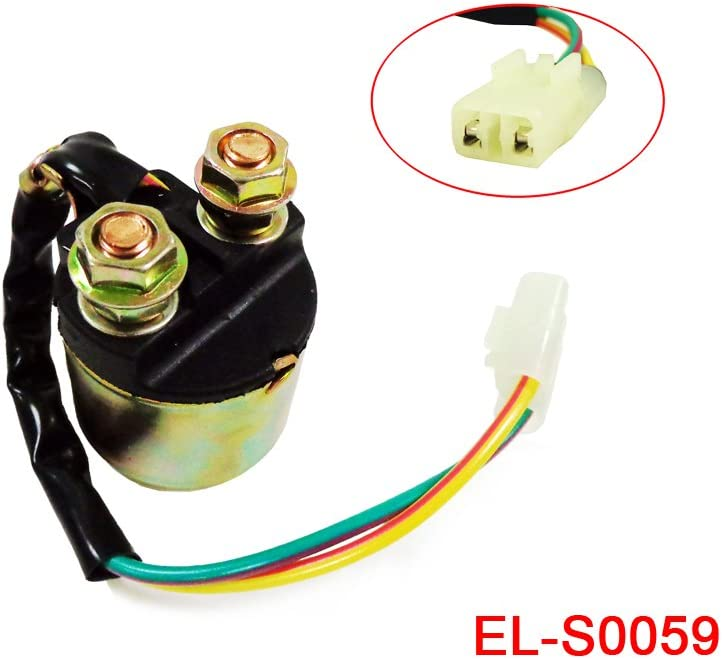 STARTER RELAY SOLENOID FITS HONDA FOREMAN RUBICON 500 FOURTRAX TRX500 2004-2007