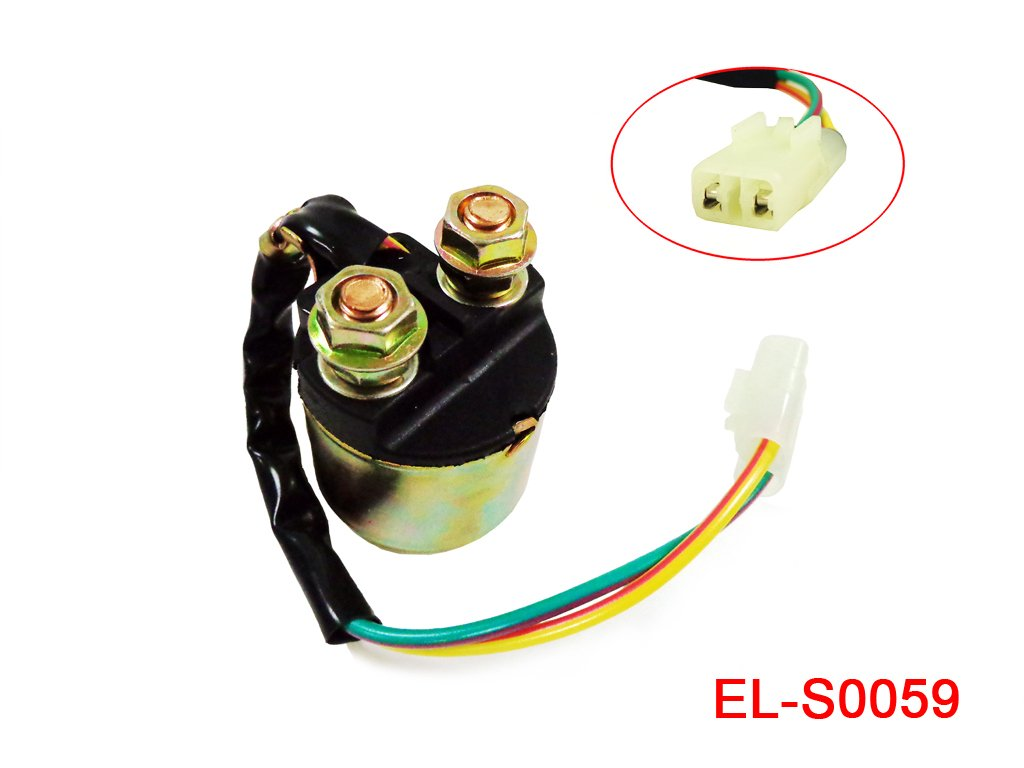 Amazon com: Starter Solenoid Relay for Honda Foreman 400 450 Foreman