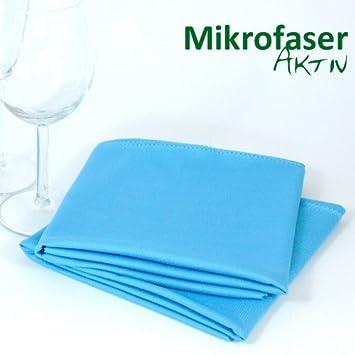 Aktiv Kristall 2er Set - die Mikrofasertücher für kostbares Glas ...