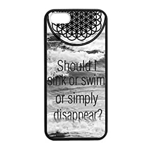 Bring Me The Horizon iPhone Case for iphone 5/5s, Well-designed TPU iphone 5s Case, iphone accessories by runtopwell
