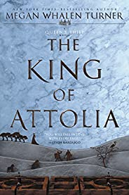 The King of Attolia (The Queen's Thief Boo