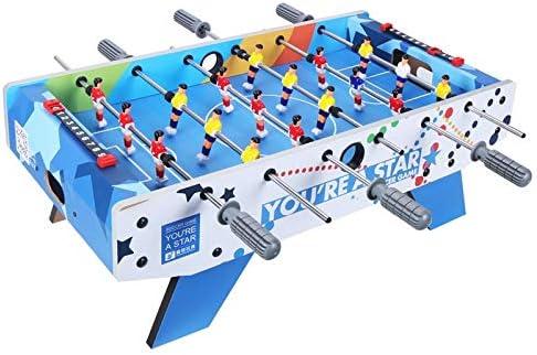 Futbolín Mesa De Fútbol Para El Hogar Juguetes Para Niños De Escritorio Pequeña Mini Máquina De