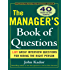 The Manager's Book of Questions: 1001 Great Interview Questions for Hiring the Best Person (Business Books)