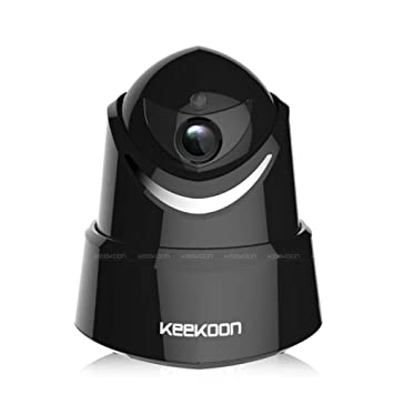 JUILARY-Cameras Webcam 1080P HD Teléfono Móvil Remoto Omnidireccional Vigilancia Infrarrojos Visión Nocturna Detección De
