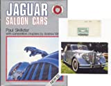 img - for Jaguar Saloon Cars (A Foulis motoring book) book / textbook / text book