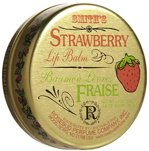 Rosebud Perfume Co. Lip Balm-Strawberry