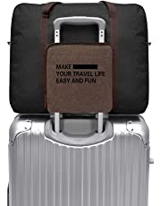 HDWISS Foldable Travel Duffle Bag Tote Carry on Luggage for Spirit Airlines