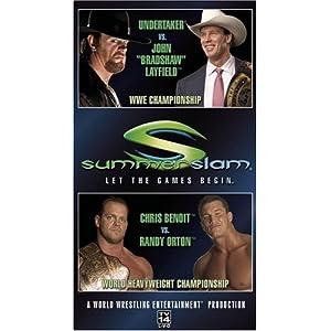 WWE SummerSlam 2004 [VHS]