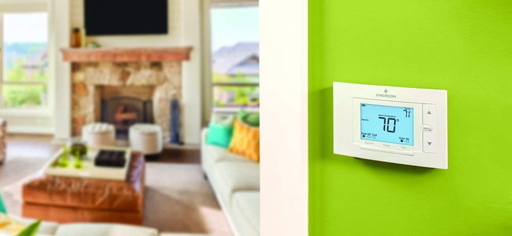Emerson UNP310 Non-Programmable Thermostat by Emerson Thermostats (Image #1)