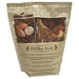 Omega Fields Chicken Supplement for Health and Plumage Egg Production (1 Pouch), 4.5 lb