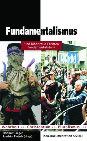 Fundamentalismus von Thomas Freudewald