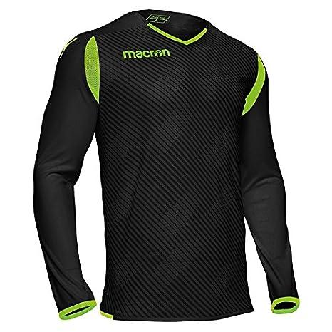 Macron Hercules GK Shirt Nero