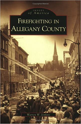 Firefighting in Allegany County (MD) (Images of America