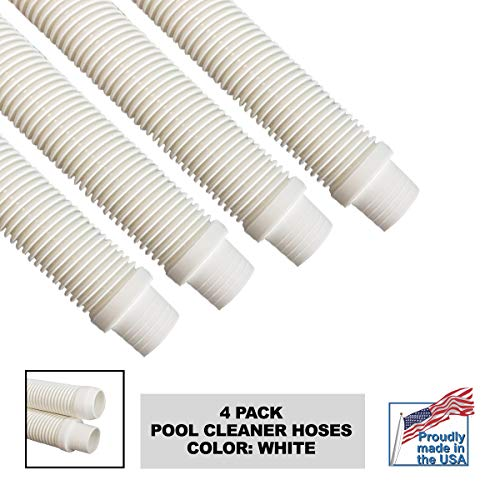 Destroyer Plastics 1 Year Manufacture Warranty Universal Swimming Pool Cleaner Hose 48