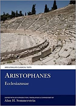 Aristophanes: Ecclesiazusae por Alan H. Sommerstein epub