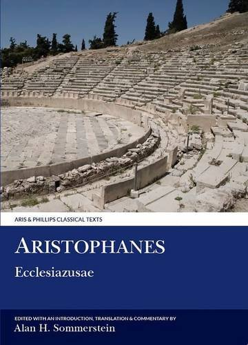 a literary analysis of peace by aristophanes The themes of an ancient play lysistrata by aristophanes can be described as follows namely under the topics of war and peace, sex and disobedience.
