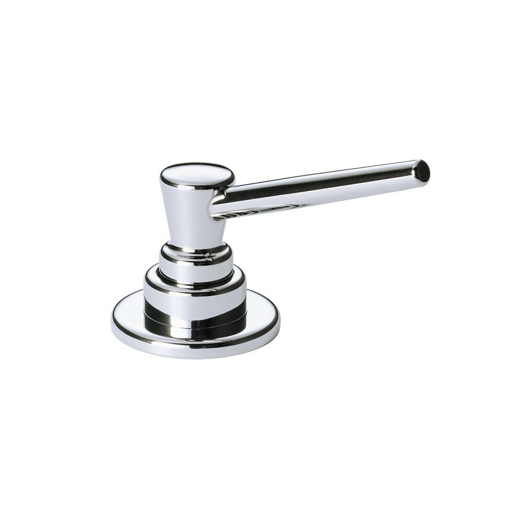 Delta Classic Kitchen Faucet Delta Faucet Rp1001 Soap Lotion Dispenser Chrome In Sink Soap