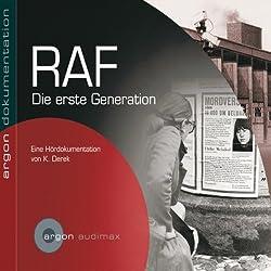 RAF. Die erste Generation