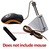 Mouse Bungee Cord Management Game Mouse Cable