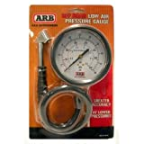 ARB ARB508 Orange Large Dial Tire Gauge