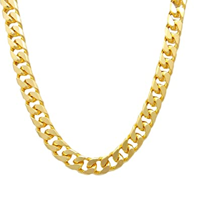878c6d83d7c1 Cadena chapada en oro SEJIN SG1204 24 quot   12 mm 3 D 18 K